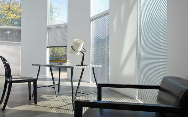 Luxdezine Window Blinds Venetian Aluminum