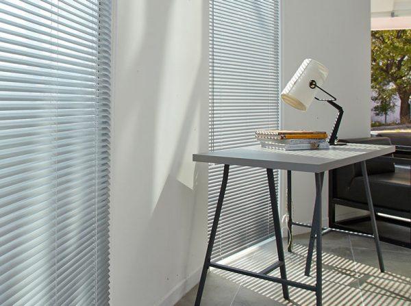 Luxdezine Window Blinds Venetian Aluminum