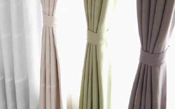 Luxdezine Blackout Curtains Cotton