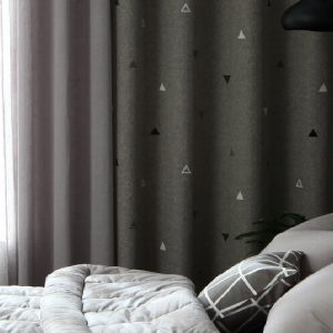 Luxdezine Blackout Curtains Creck