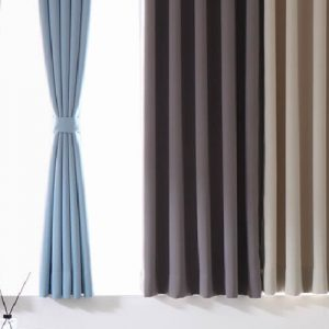 Luxdezine Blackout Curtains Soft