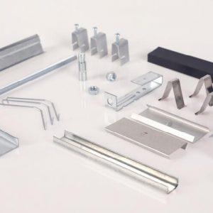 Luxdezine Ceiling Materials Light Weight Steel