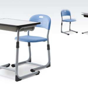 Luxdezine Classroom School Furniture Table Chair