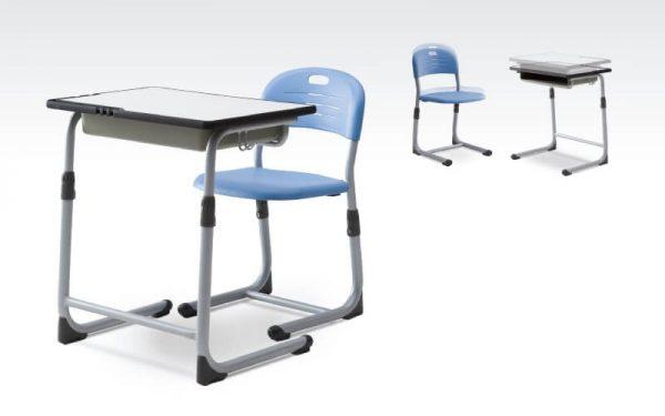 Luxdezine Classroom School Furniture Table Chair