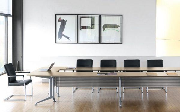 Luxdezine Conference Table Chair Long Explorer Series