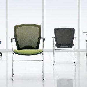 Luxdezine Multu Use Chair 4 Black Green Blue