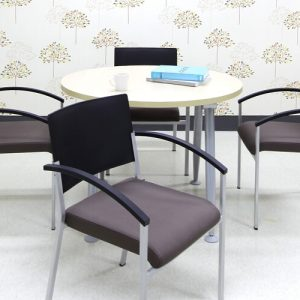 Luxdezine Multu Use Chair Black