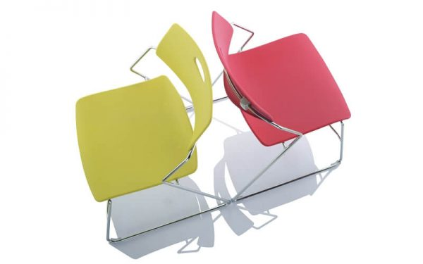 Luxdezine Multiuse Chair 2 Red Green