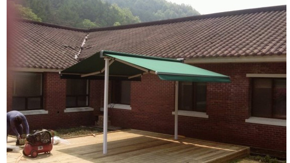 Luxdezine Plaza Awning Outdoor Korea