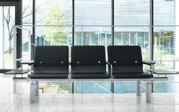 Luxdezine Public Chair Black 3