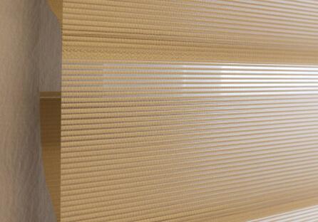 Luxdezine Window Blinds 3D Shade Privacy Elegant