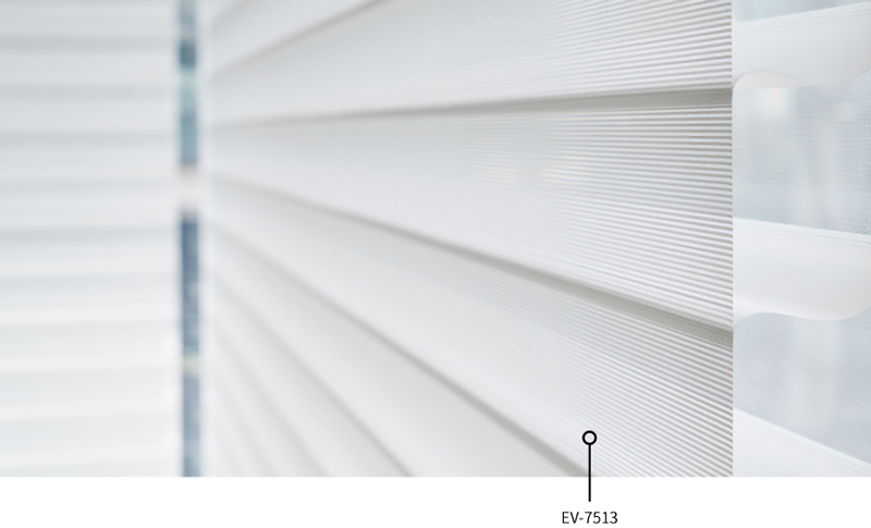 Luxdezine Window Blinds 3D Shade Privacy Glass Zoom