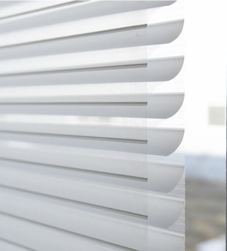Luxdezine Window Blinds 3D Shade Privacy View