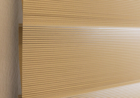 Luxdezine Window Blinds 3D Shade Privacy Zoom
