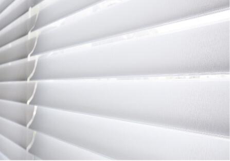 Luxdezine Window Blinds 3D Shade White Interior