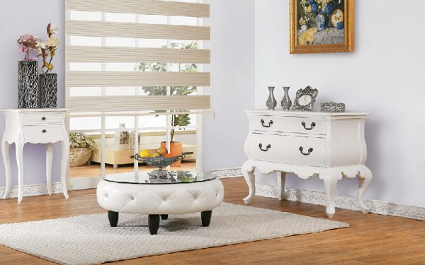 Luxdezine WIndow Blinds Combi Shades ECO