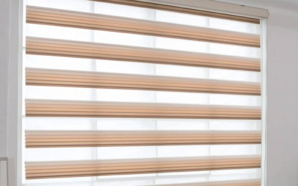Luxdezine WIndow Blinds Combi Shades Elegance