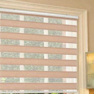 Luxdezine Window Blinds Combi Shades Open Grace