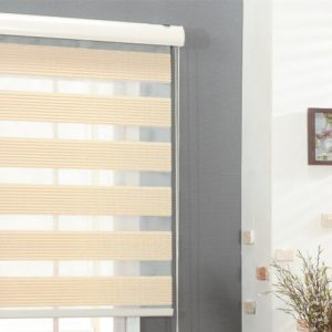 Luxdezine Window Blinds Combi Shades Twins Metal