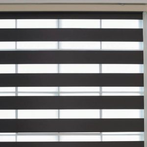 Luxdezine Window Blinds Combi Shades Wide Blackout