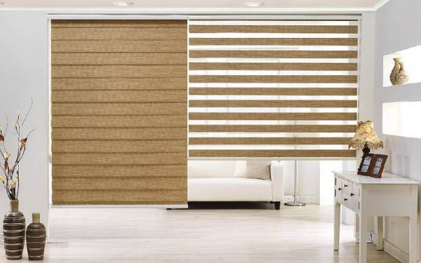 Luxdezine Window Blinds Combi Shades Wood Look Page 2