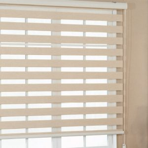 Luxdezine Window Blinds Combi Shades Woodlock Normal