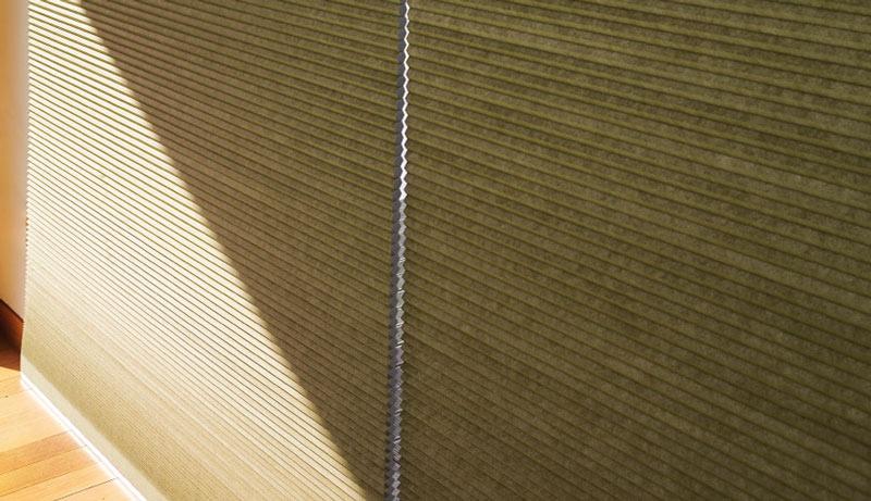 Luxdezine Window Blinds Honeycomb Black