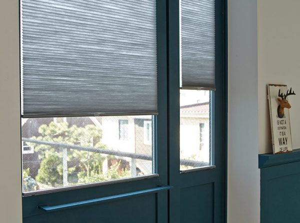 Luxdezine Window Blinds Honeycomb Blackout Nice