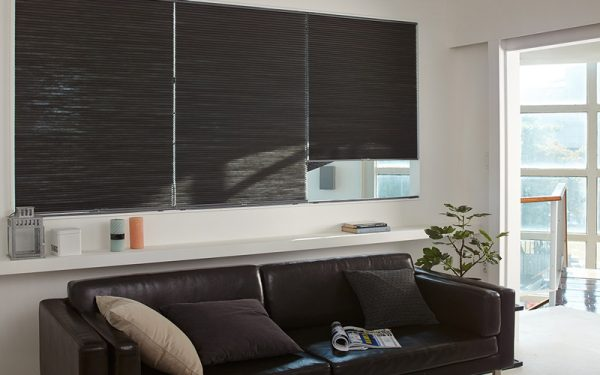Luxdezine Window Blinds Honeycomb Blackout Nice Modern
