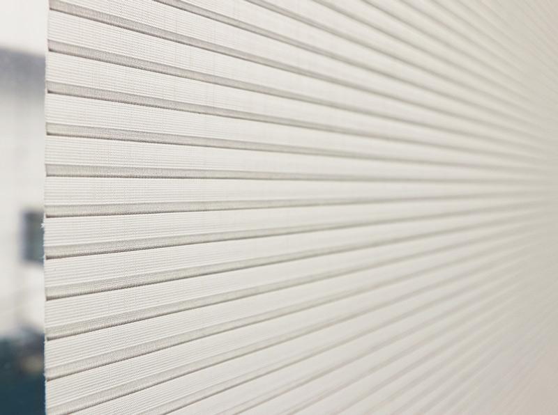 Luxdezine Window Blinds Rolls Shads White Noblette Zoom Side