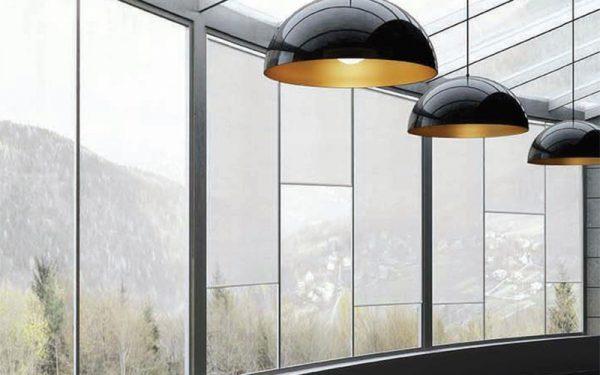 Luxdezine Window Blinds Sun Screen