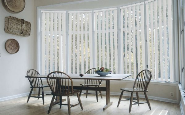 Luxdezine Window Blinds Verticals