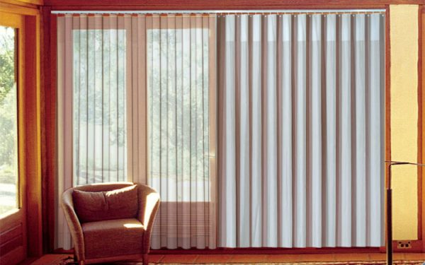 Luxdezine Window Blinds Verticals Noblesse 2