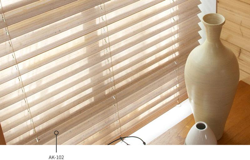 Luxdezine Window Blinds Wood Modern