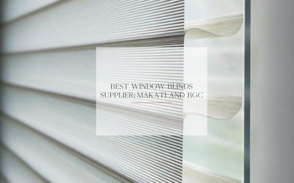 Luxdezine Best Window Blinds Supplier Makati And BGC