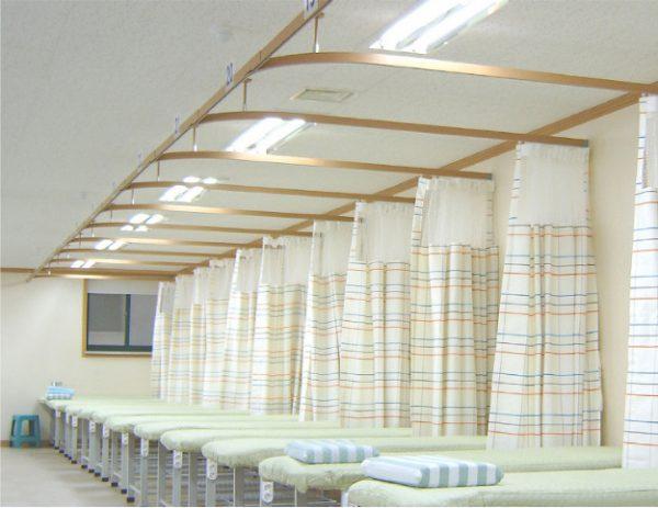 Luxdezine Medical Rails Oak