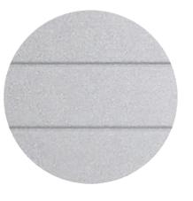 Luxdezine Medical Rails Silver
