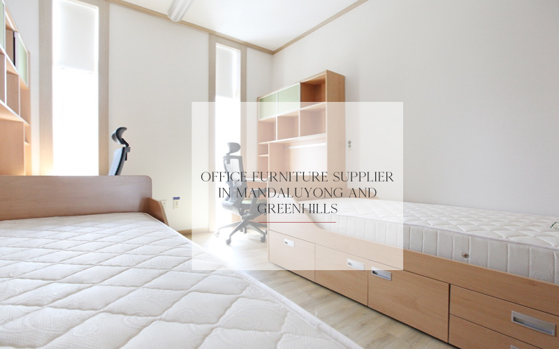 Office Furniture Supplier In Mandaluyong Greenhills