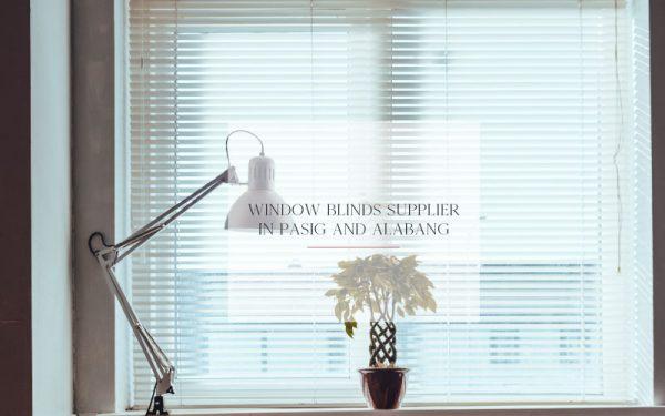 Luxdezine Window Blinds Supplier In Pasig & Alabang