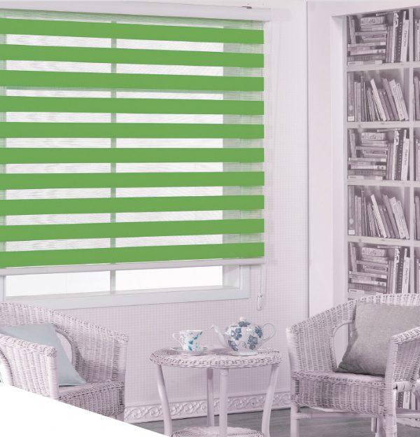 Blinds Basic Green