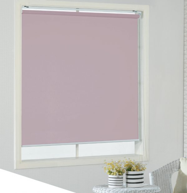 Blinds Pearl Black Out