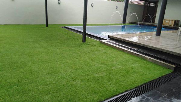 Luxdezine Artificial Grass Turf Bermuda Outdoor
