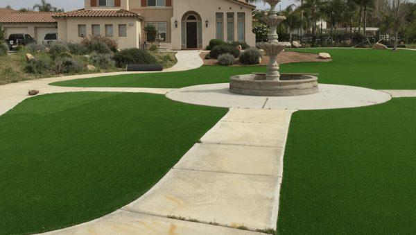Luxdezine Artificial Grass Turf Putting Green Lawn