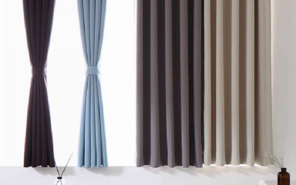 Luxdezine Blackout Curtains Soft