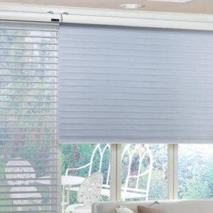 Luxdezine Blinds Triple Shade Window