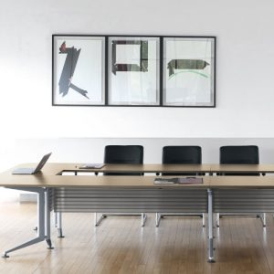 Luxdezine Conference Table Chair Long Explorer Series