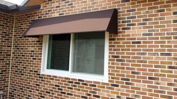Luxdezine Fixed Awning Outdoor Window