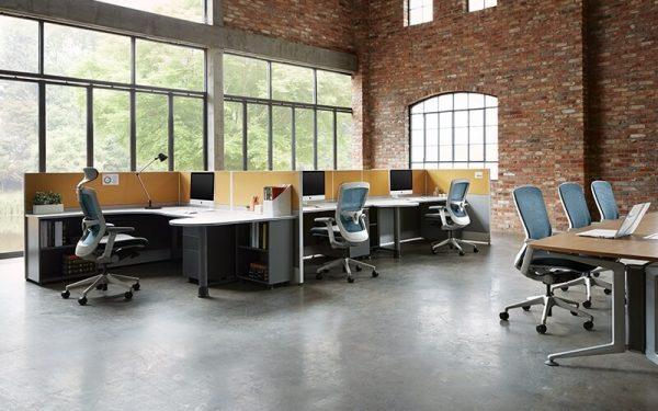 Luxdezine Modern Empty Office