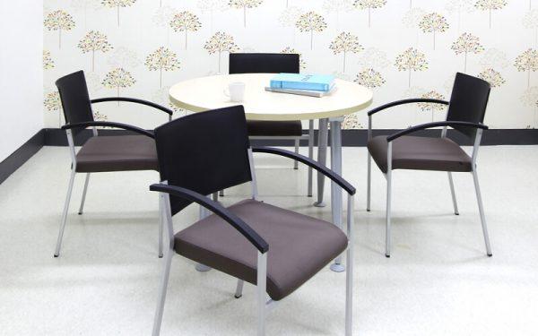 Luxdezine Multu Use Chair Black