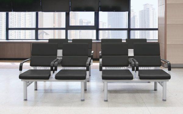 Luxdezine Public Chair Black 8